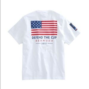 """Limitied Edition Vineyard Vines America""""s Cup"""